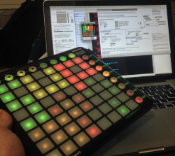 Launchpad Controller (IRL)